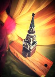 шоколадный кремль, башня, сувенир, москва, шоколад, бельгийский шоколад